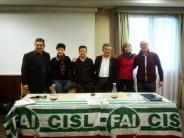 Congresso Fai Cisl Ferrara