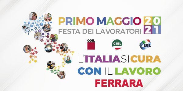twitter Primo Maggio FERRARA